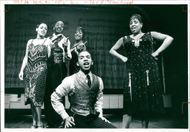 Aint misbehavin debbie bishop ray shell dawn hope sean palmer melanie marshall.