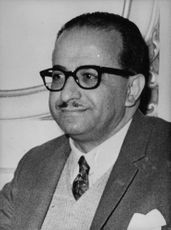 Mohamed Helmi Murad in a portrait.