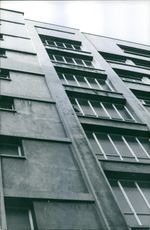 A Photo of a building. 1964