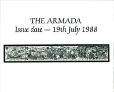 Postage stamp 'The Armada'