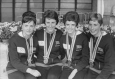 Some winner of  United Kingdom of Rome Olympic, 1960.