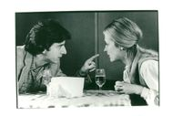 "Dustin Hoffman and Maryl Streep starring in Robert Benton's Oscar-winning film ""Kramer vs. Kramer""."