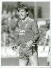 Kenny Dalglish - Liverpool player / manager