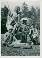 Scout Movement 1945