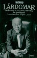 """An Wang on the cover of his autobiography """"Lessons"""""""