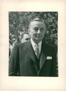 French Consulate General Georges Bidault