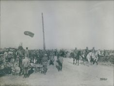 A picture of first world war.