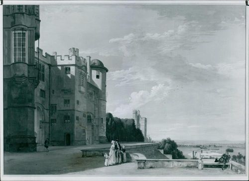 Works by Paul Sandby