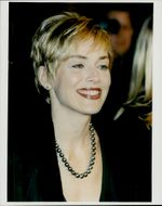 Actress Sharon Stone