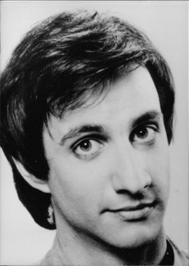 Portrait of Bronson Pinchot.