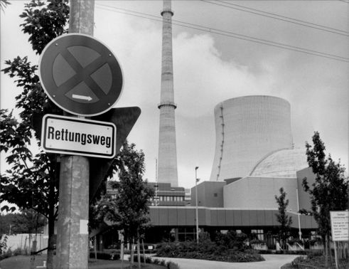 The nuclear power plant ISAR 2