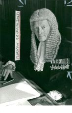 Mervyn Griffith-Jones British judge