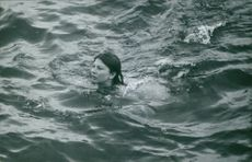 Princess Soraya in water.