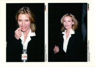"Michelle Pfeiffer at the premiere of the movie ""Time to Love"""