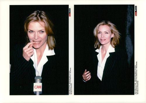 """Michelle Pfeiffer at the premiere of the movie """"Time to Love"""""""