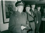 Viscount Montgomery participated during the opening of the Para Museum