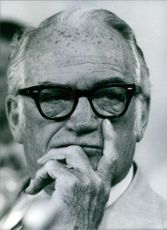 Portrait of  Barry Goldwater, 1979.