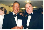 Paul Eddington with nigel howthorne.