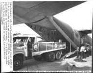 Red Cross flights with Kampuchea