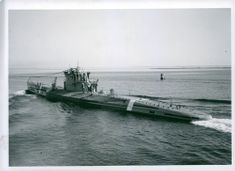 The submarine Najad