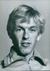 Portrait of Anders Adamsson. 1980.