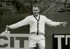 The tennis player Ulf Schmidt
