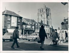 Beccles Roads and Streets