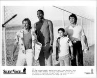 Michael Bowen, Alex English, Joshua Zuehlke and Alan Autry in