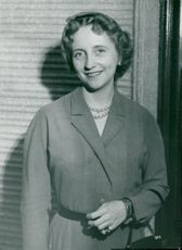 US President Truman's daughter misses Margaret Truman
