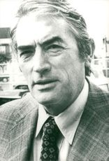 Gregory Peck at the International Film Exposition
