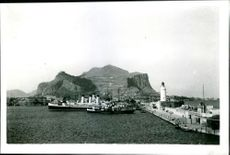 A photograph of the Palermo Sicily.