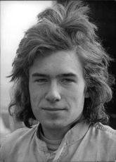"""Timothy """"Tiff"""" Needell in a portrait."""