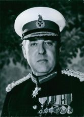 Portrait of General Robert A. Pigot, 1964.
