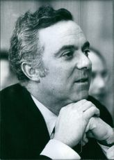 A candid of Joseph A. Califano, Jr in 1978.