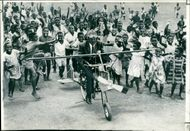 Pedal Powered Aircraft:African school