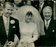 Peter Walker:and his Bride