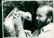 Graham Dangerfiled and Eagle.