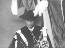 Charles, Prince of Wales in uniform.