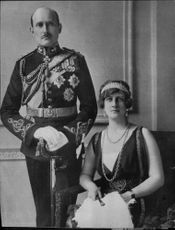 Prince Arthur of Connaught and Princess Alexandra