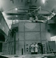 Radiation protection in our first nuclear reactor at Drottning Kristinas väg