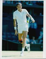 Guy Forgotten In Action During Wimbledon 1995