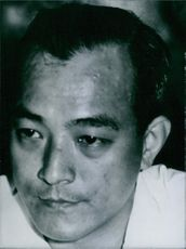 1965  Portrait of a General Commissioner for Economy and Finance in the Government of South Vietnam Mr. Truong Thai Ton.