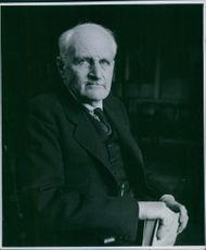 Great Teachers of our time: Professor George Macaulay Trevelyan O.M., Professor of Modern History and Master of Trinity College, Cambridge.