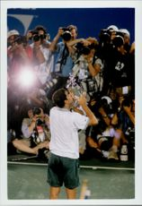 Pete Sampra's winner of the US Open 1996.