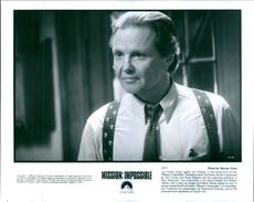 Still of Jon Voight in the film Mission: Impossible.