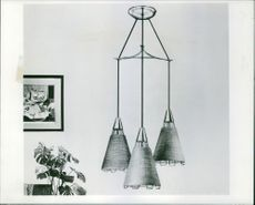Picture of lamp.