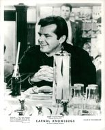 """Actor Jack Nicholson in the movie """"The Lust of Meat"""""""