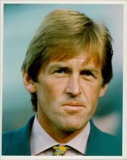 Portrait of Kenny Dalglish