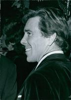 A candid look at Antony Armstrong-Jones, 1st Earl of Snowdon.