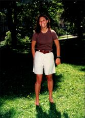 Crown Princess Victoria photographed during the last school day before her summer vacation.